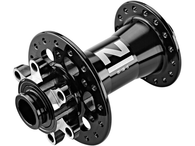 Novatec D811SB-15 Superlight Front Wheel Hub MTB Disc thru axle black